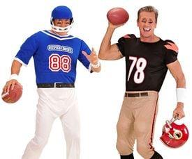 American football kostuum