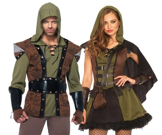 Arrow kostuum