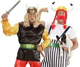 Asterix & Obelix Kostuums