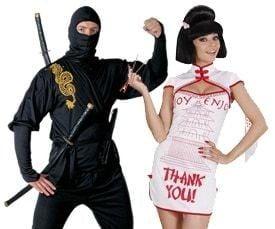 Azie & Ninja