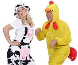 Boerderijdieren Kostuums
