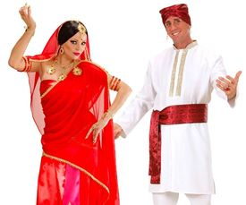 Bollywood kostuum