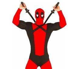 Deadpool kostuum