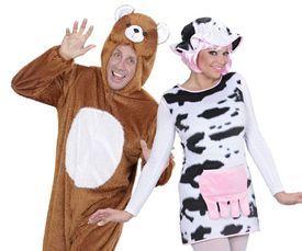 Dieren kostuum