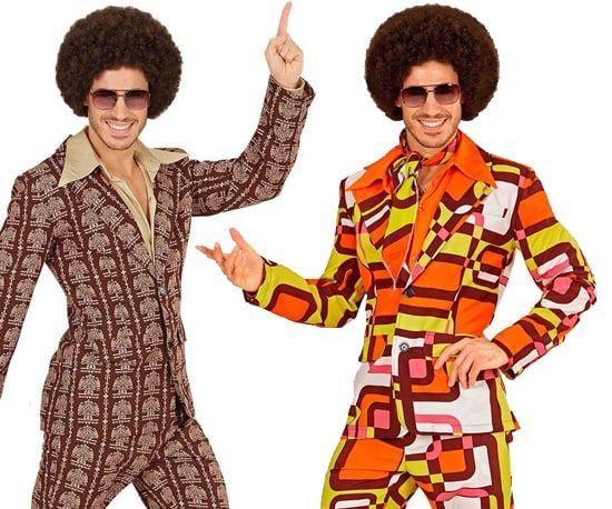 Disco kleding heren