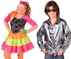 Disco kleding kind