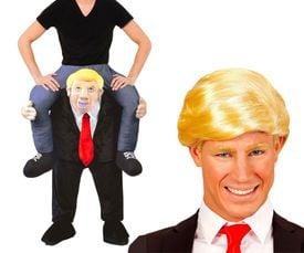 Donald Trump kostuum