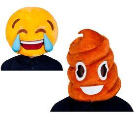 Emoticon kostuums