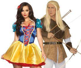 Disney, Fantasie & Sprookjes