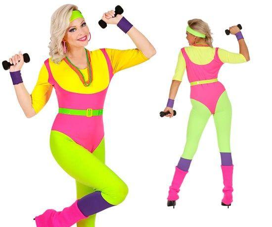 Foute fitness kleding