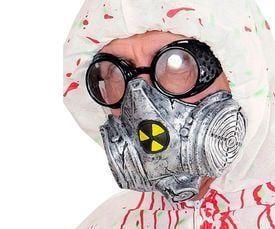 Gasmasker Carnaval