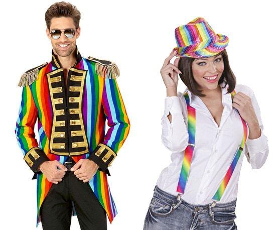Gay pride kleding