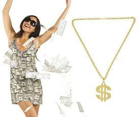 Geld kostuum