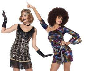 Glamour carnavalskleding