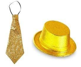 Gouden accessoires
