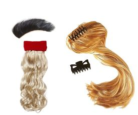 Hairextensions carnaval