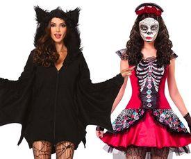 Halloween kostuum dames