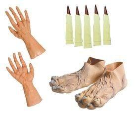 Handen, Vingers & Voeten