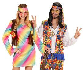 Jaren 60 - Hippie kleding