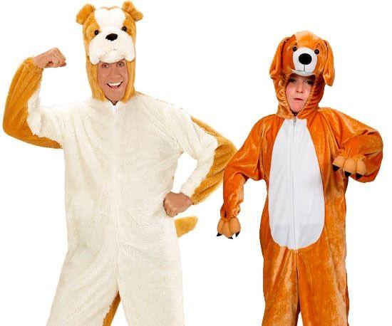 Honden kostuum