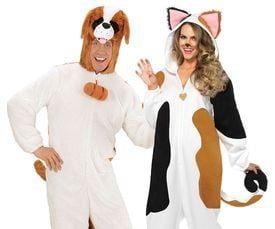 Huisdieren Kostuums
