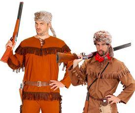 Jager kostuum