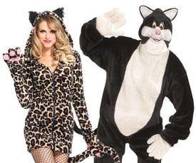 Katten kostuum