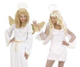 Kerstengel kostuum