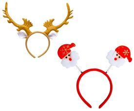 Kerst haarband