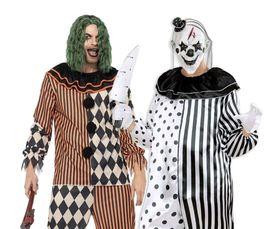 Killer clown kostuum