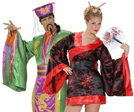 Kimono carnaval