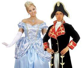 Koningen, Prinsessen & Adel