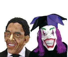 Maskers & Oogmaskers
