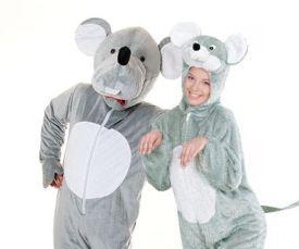 Muizen & Ratten kostuums