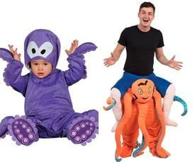 Octopussen & Inktvissen