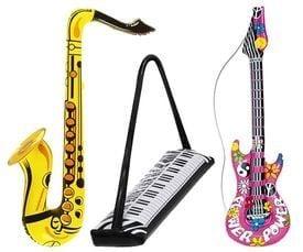 Opblaas instrumenten