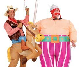 Opblaasbare kostuums