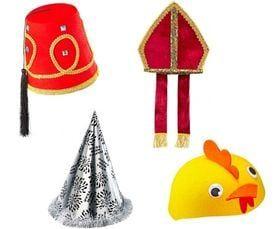 Overige hoeden & hoofddeksels