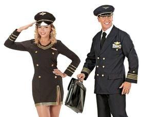 Piloot kostuum
