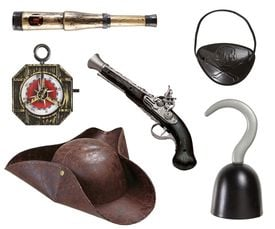 Piraten accessoires