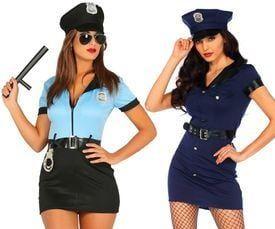 Politie jurkjes