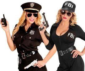 Politie pak dames