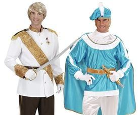 Prins kostuum