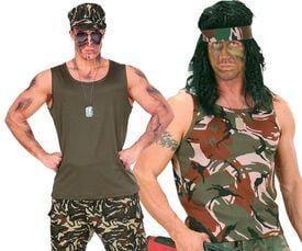 Rambo kostuum