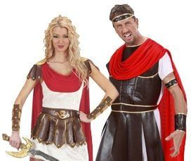 Romeinen & Grieken