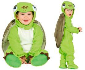 Schildpad kostuum