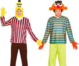 Sesamstraat kostuum