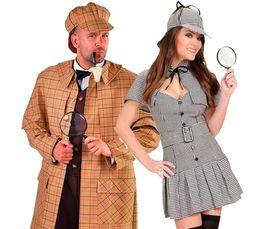 Sherlock Holmes kostuum