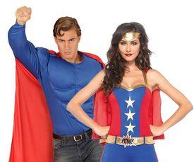 Superhelden kostuum