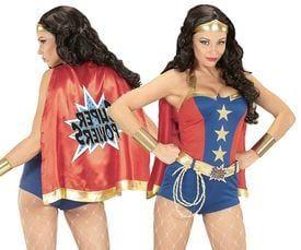 Superwoman kostuum